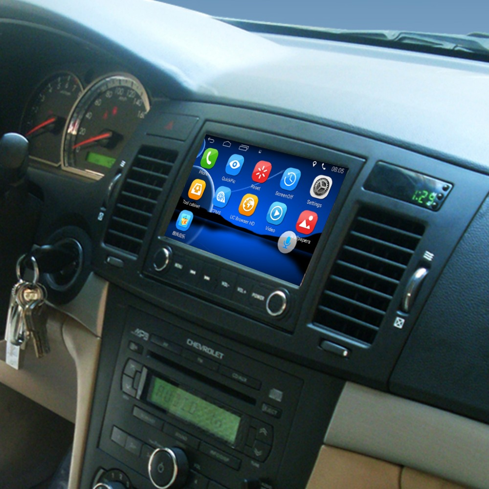 Upgraded Original Android Car Radio Player Suit to Chevrolet Epica