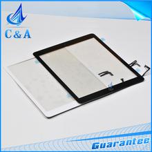 1 peça livraison gratuite pièces de rechange pour iPad Air 5 5ème écran tactile digitizer panneau avant + bouton home + flex assemblée câble(China (Mainland))