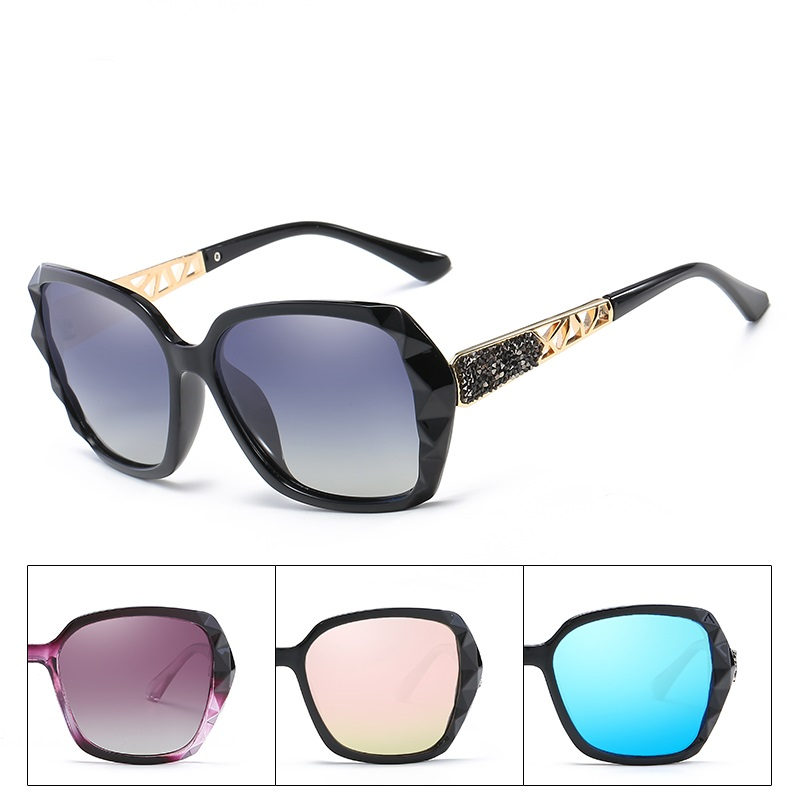 2019 Sunglasses Women Diamond Shining Sun GlassesShopping Party Gift UV400 Protection Fashion Sunglasses Original Vintage in Women 39 s Sunglasses from Apparel Accessories