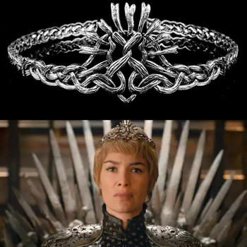 Cersei Lannister Cosplay Crown Hair Bands