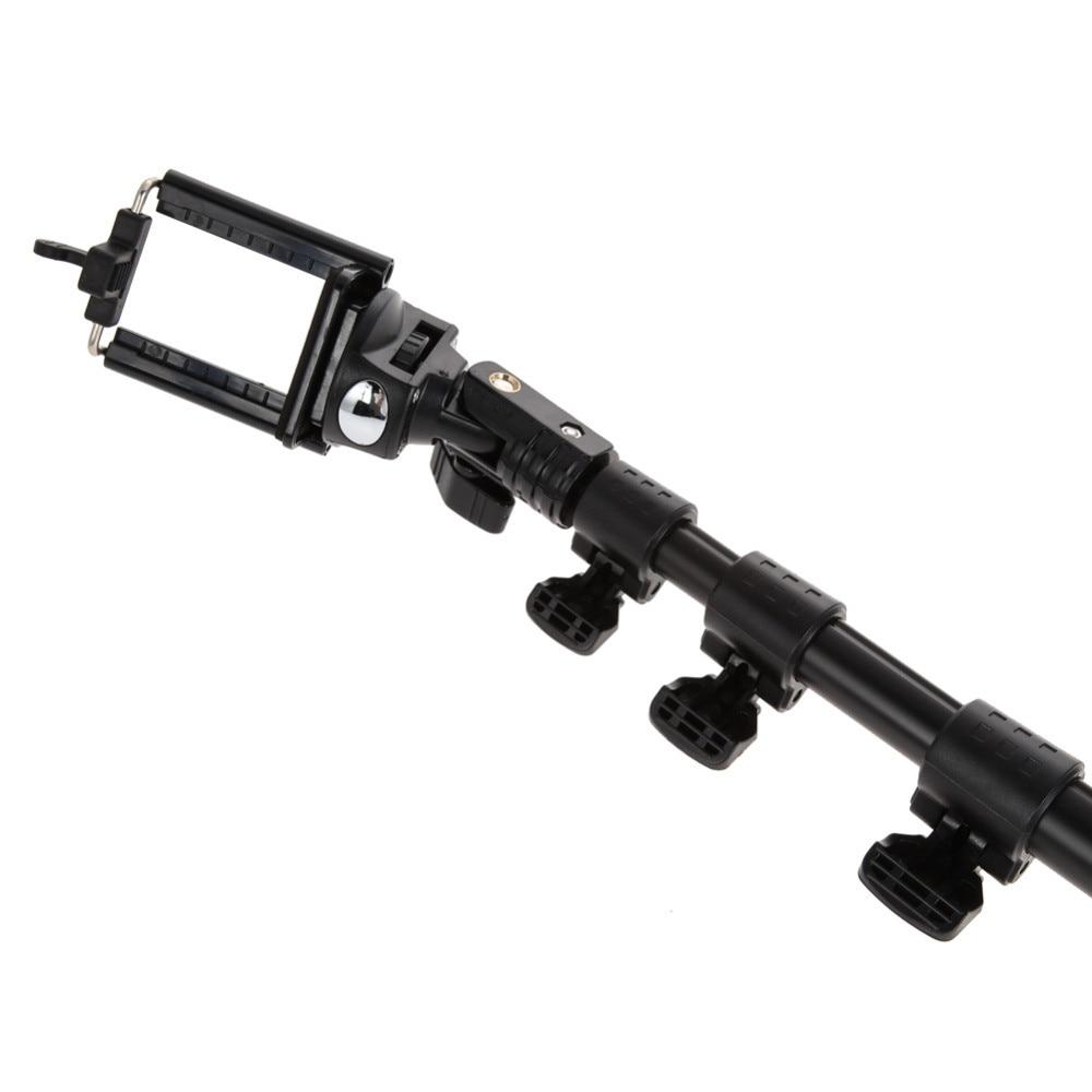 YIXIANG Orijinal Marka 1288 Selfie Çubuqlar Əl Monopod + Telefon - Kamera və foto - Fotoqrafiya 4