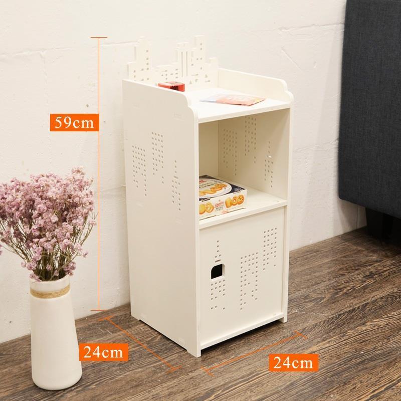 Letto Nachtkastje Armoire Chambre Korean Komidin European Wood Quarto Bedroom Furniture Mueble De Dormitorio Cabinet Nightstand in Nightstands from Furniture