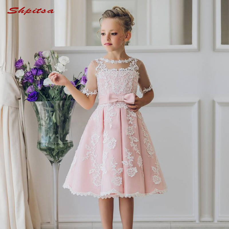 Flower     Girl     Dresses   for Party and Wedding Flowergirl First Communion   Dresses   for   Girls   2018 Gowns