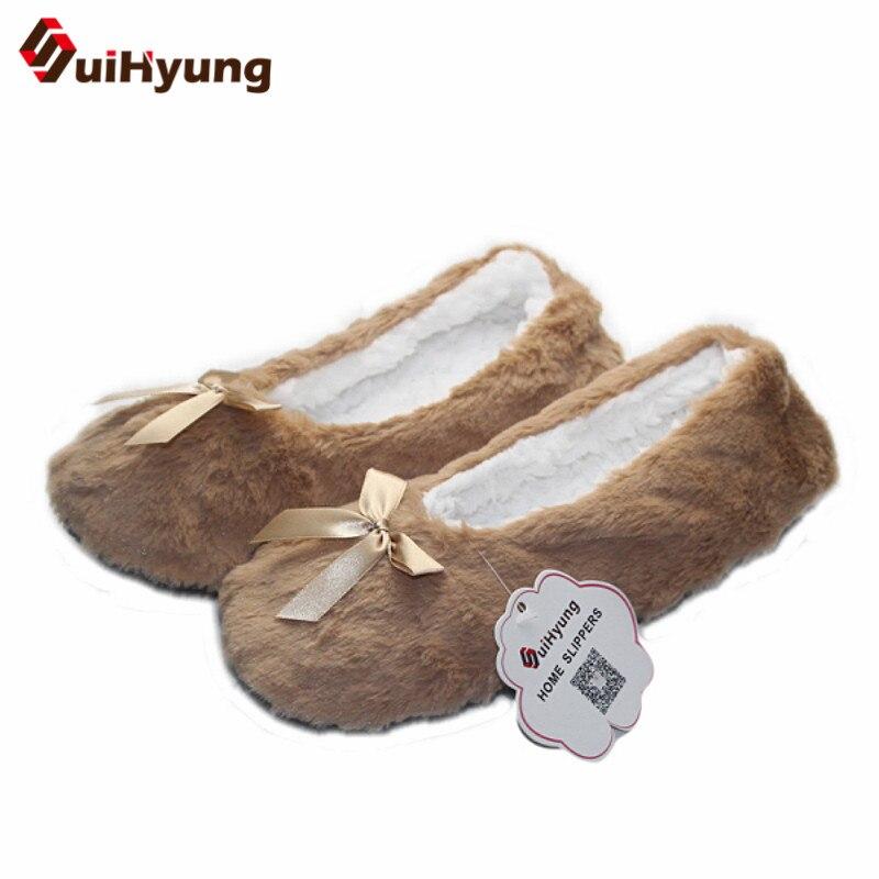 New Women's Winter High-top Cotton Shoes Leopard Pattern Indoor Shoes Warm Plush Soft Floor anti-slip Indoor Boots Floor Shoes