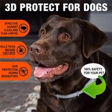 a110806b1c856c Pcheł i kleszczy zapobiegania dla psów pies pcheł i Tick sterowania do 6  miesięcy bezpieczne Tick