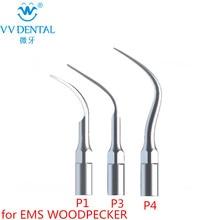 3Pcs/lot With Dental Scaler