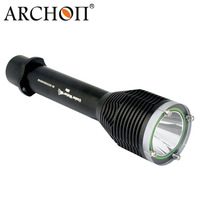 ARCHON Diving Flashlight Diving Light CREE XM L2 U2 1000 lm 100m underwater waterproof diving torch Underwater adventure light
