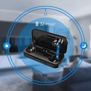 Image 4 - Mifa True Wireles Stereo Earphones Bluetooth 5.0  Sport Earphone with microphone handsfree call charging Box