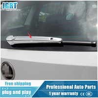 JGRT Car Styling For Skoda Kodiaq 2017 Model High Quality Chrome Rear Wiper Cover Decoration Frame