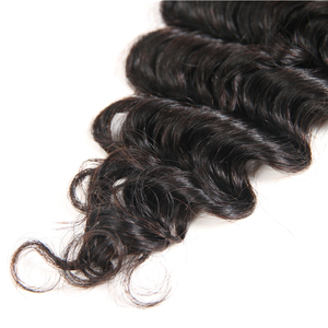 Image 5 - Superfect Hair Lace Closure 4*4 Brazilian Deep Wave Closure 8 24inches Remy Human Hair Closure Free Shipping