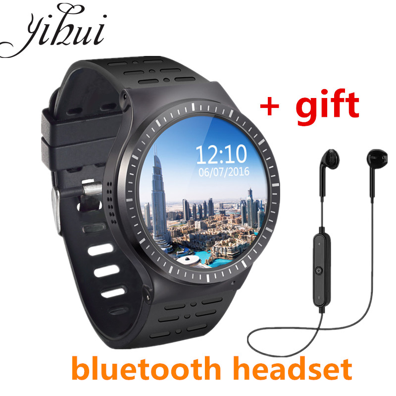 New Smart Watch  kw88 plus Android 5.1 Heart Rate Monitor Smartwatch Support SIM Wearable Devices 3G WiFi GPS Wristwatch PK H1  2 pcs smart watch x200 android wristwatch heart rate monitor smartwatch with camera support 3g wifi gps 8gb 512mb for business