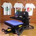 ST-420 Sunmeta Auto-Pneumatic 3D Sublimation Press Machine , newest T-shirt printing heat press machine 26*38cm,220V NE