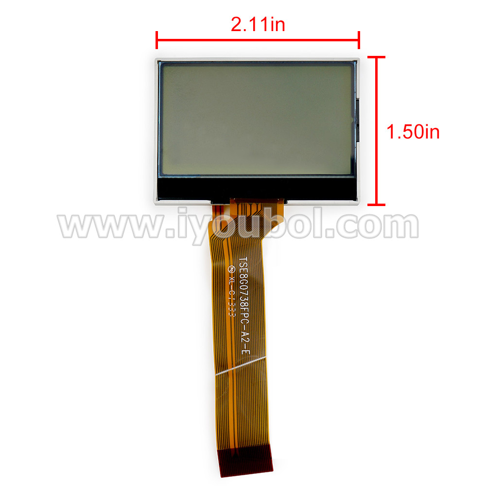 LCD Module for Zebra QLN420 Mobile PrinterLCD Module for Zebra QLN420 Mobile Printer