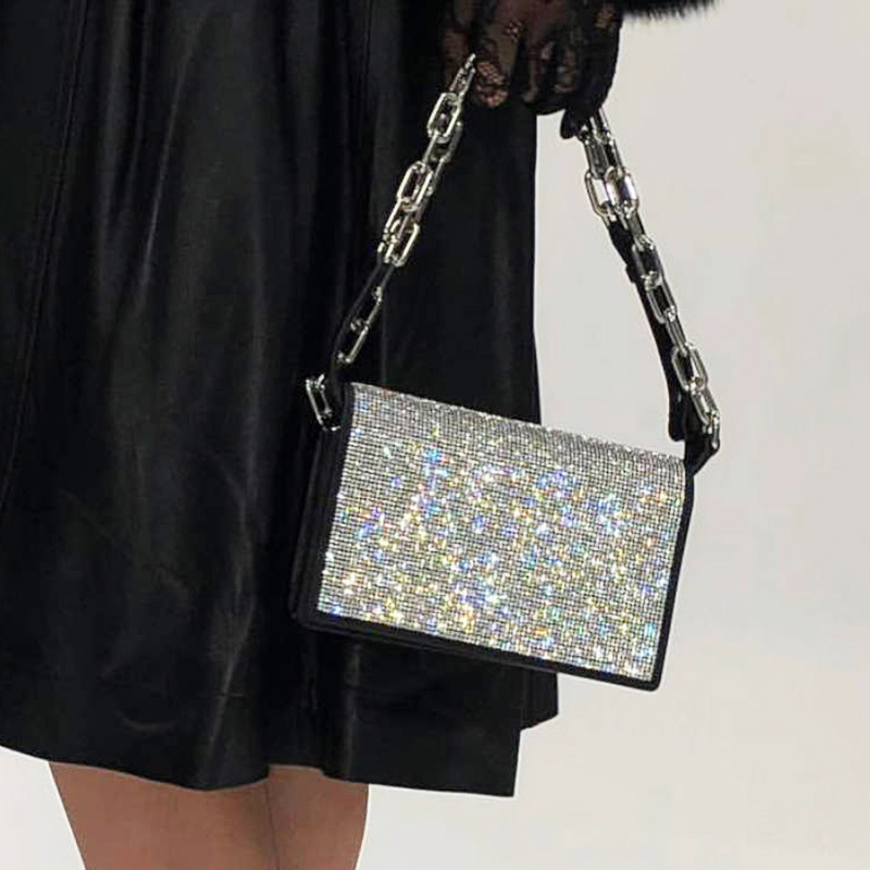 NEW Luxury Handbags Women Bags Designer Brand Chain Clutch Bag Female Crossbody Bags For Women Channels