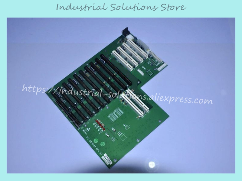 цена на Industrial Motherboard IPC Board Base Plate IPC-6114P 12ISA 4PCI 100% tested perfect quality