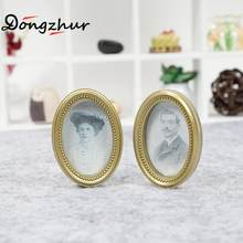 Dongzhur Mini Photo Frame Image Wooden Doll House Picture Wall Painting 1:12 Dollhouse Miniatures Furniture Toy Dropshipping(China)