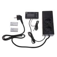 TC 220 0 50C Day/night ON OFF Digital Reptile Thermostat with Timer Regulator Animal Amphibian Temperature Controller