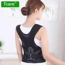 Tcare Posture Correction Waist Shoulder Chest Back Support Brace Corrector Belt for Women Men Size S/M/L/XL/XXL Health Care