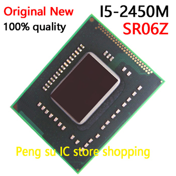 100 nowy I5-2450M SR06Z I5 2450M BGA chipsetu tanie i dobre opinie Kamery Kamery lustra Działania Kamery Wideo Inny Aparat Akcesoria Zestawy none Pakiet 1