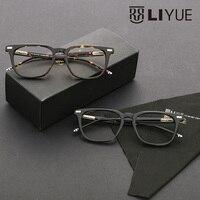 Prescription Eyewear Optical Frames Men Designer 2016 Vintage Clear Glasses Square Eyeglasses High Quality Spectacles 402
