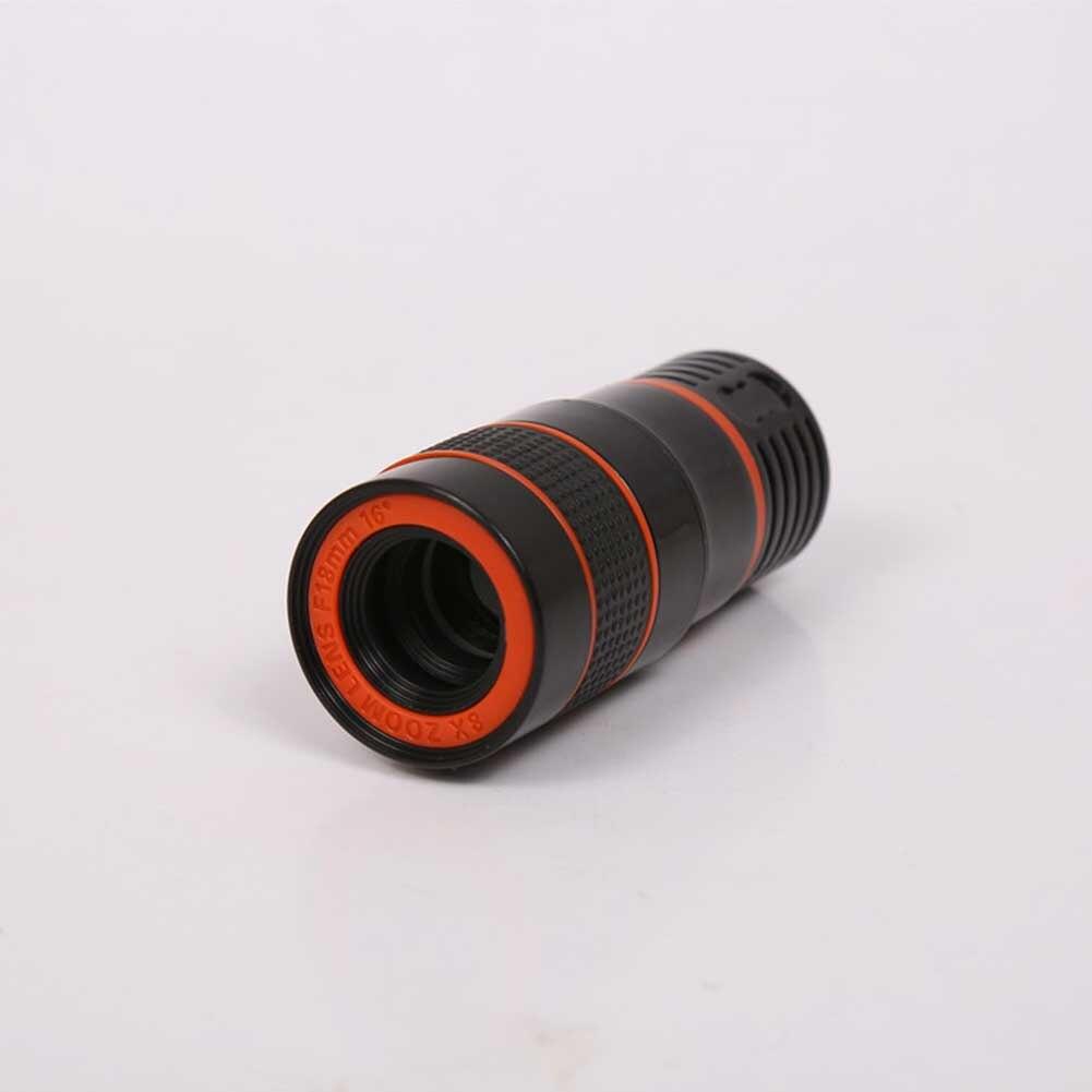 8X zoom teleszkóp lencséjű távcső fényképezés mobiltelefon - Mérőműszerek - Fénykép 4