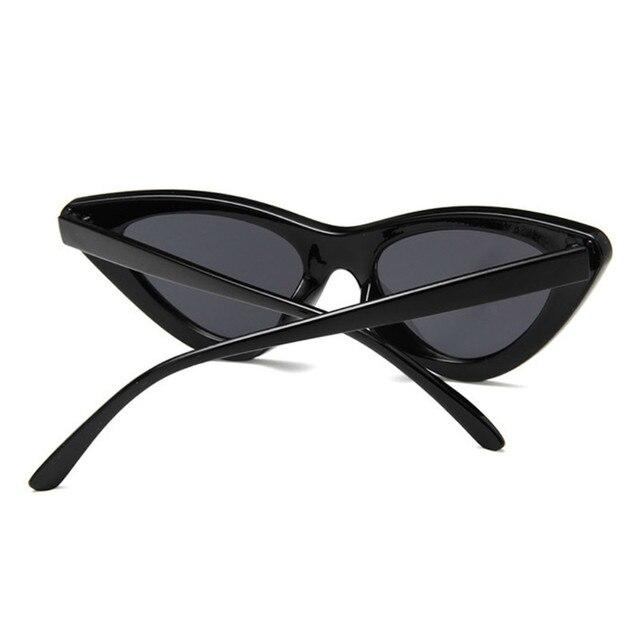 Sexy Retro Small Cat Eye Sun Glasses  2