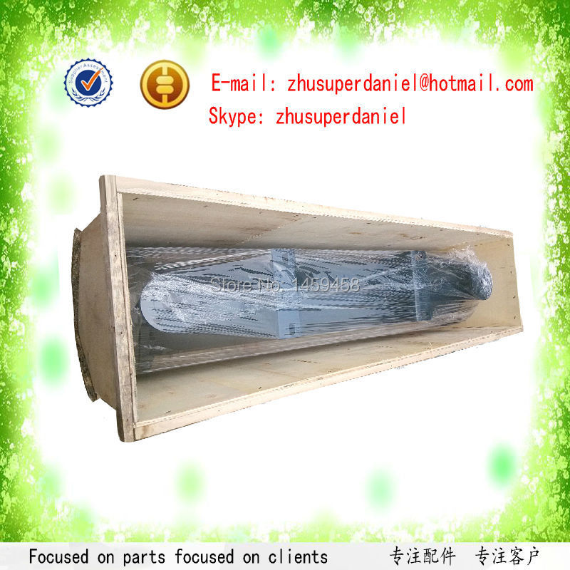 цена на IR shell and tube after water cooled oil heat exchanger 23104350 for M45
