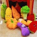 70 cm grande planta legumes simulação boneca de pelúcia brinquedo de pelúcia travesseiro bonito almofada de milho abóbora melancia comida de pelúcia toy kids