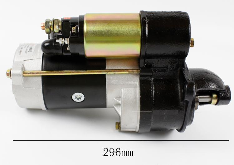 Fast Shipping starting motor QDJ1315A 12V 5.5KW 11 teeth diesel engine starter motor a suit for chinese brand fast shipping starting motor qdj265f 24v 5 5kw weichai r4105 r6105 diesel engine starter motor a suit for chinese brand