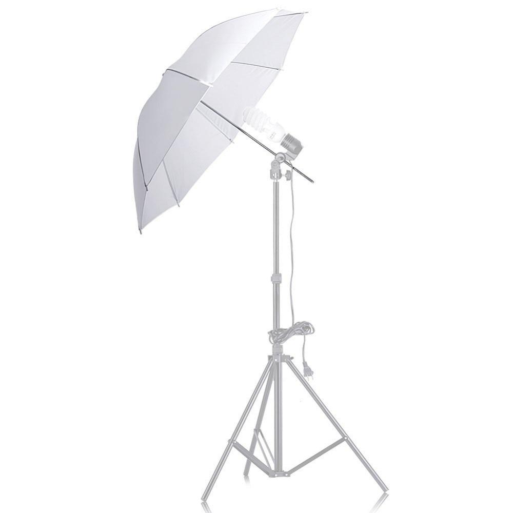 Neewer 1 pcs 33 inch/84cm photography Studio Reflector diffuser Umbrella for Yongnuo/Godox Flash Lighting