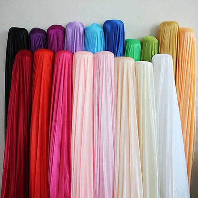 ice silk cloth pearl curtain decoration cloth ice thick fabric cloth