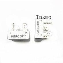 2 adet KBPC5010 DIP KBPC 5010 50A 1000 V Köprü Doğrultucu