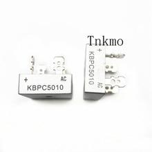 2 cái KBPC5010 DIP KBPC 5010 50A 1000 v Cầu Chỉnh Lưu