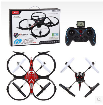Free shipping!! New U818A -1 RCdrone 4ch 6 Axis can 3D Flip 2.4G Remote control Helicopter RC quadcopter camera 640*480