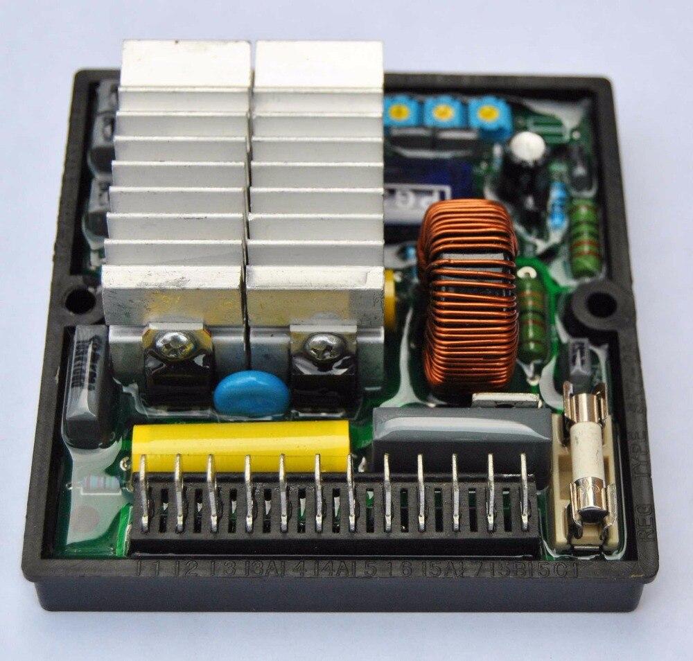 SR7 Automatic Voltage Regulator AVR for Generator