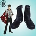 New RWBY Qrow Branwen Cosplay Boots Anime Game Shoes Custom Made