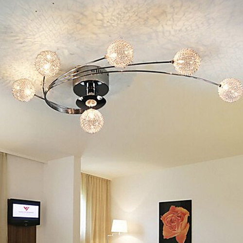 TomDa Modern Ceiling Lights Flush Mount Lighting Ceiling Lamps For Living  Room Kitchen Light
