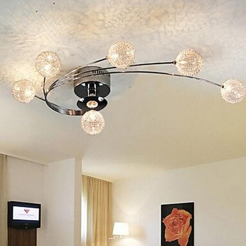 TomDa Modern Ceiling Lights Flush Mount Lighting Ceiling Lamps For Living  Room Kitchen Light Part 51