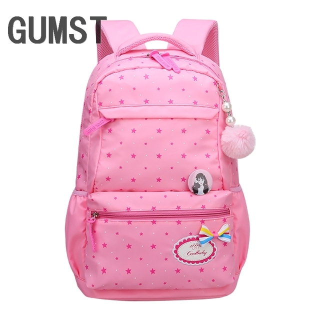 d2edd89089 GUMST Kids School Bags Children Backpacks Girls Backpack Schoolbag Mochila  Bookbag Big and Small Size Kids