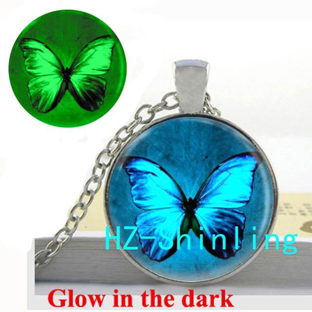 com blue pendants bug neck enamel e themagiczoo butterfly necklace