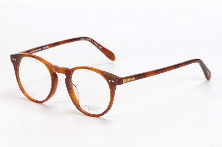 Glasses Frame Vintage : Aliexpress.com : Buy Vintage optical glasses Oliver ...