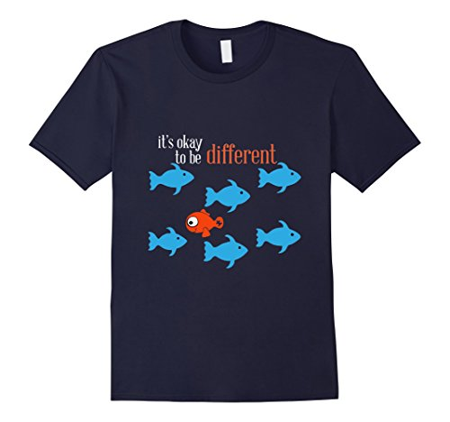 New 2017 Hot Summer Casual T Shirt Printing Crew Neck Men Autism Mom - Its Ok to be different -T Shirt
