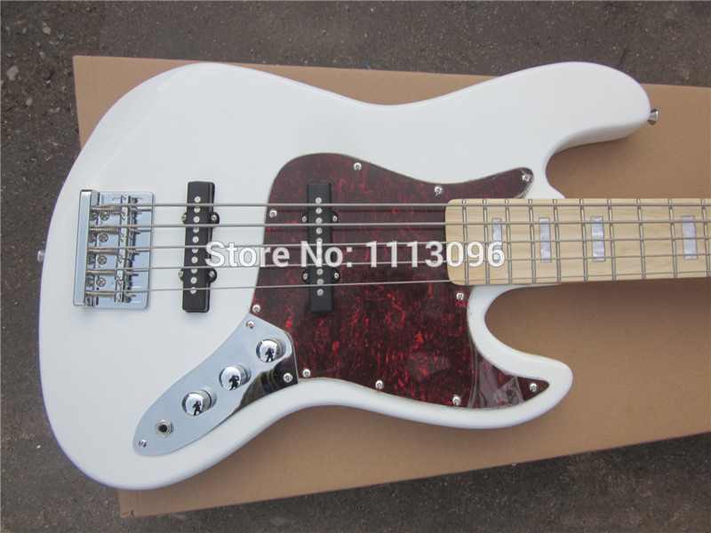 Electric guitar wholsale 2015 NEW 5 String bass guitar/bass guitar/guitar in china new arrival es 175 model jazz electric bass guitar 4 string bass hollow body es175 in blue 130109