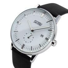 패션 가짜 가죽 남성 손목 시계 남자 relojes 시간 블루 레이 유리 쿼츠 시계 남성 시계 톱 브랜드 럭셔리 캐주얼 시계