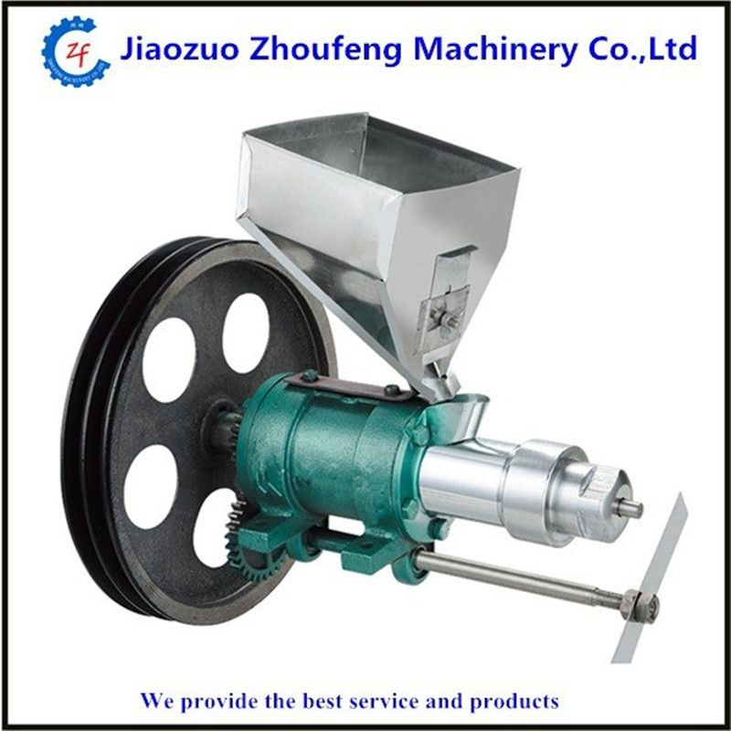Hot sale corn or rice puffed extruder, snack food puffing machine maize bulking machines ZF
