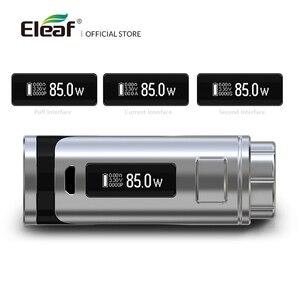 Image 5 - מקורי Eleaf iStick פיקו 25 Mod/iStick פיקו ערכת עם ELLO מרסס פלט 80W חלשות 2ml HW1/HW2 סלילי אלקטרוני סיגריה