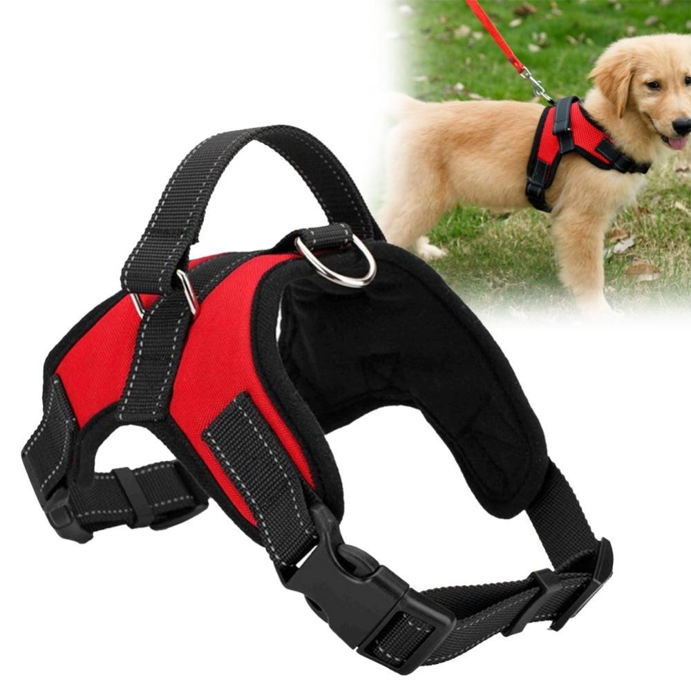 dog harness adjustable pet puppy large    dog harness    for small medium  adjustable pet puppy large    dog harness    for small medium
