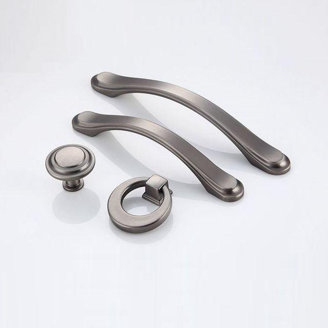 1 pcs alliage de zinc armoire tiroir poign e armoire. Black Bedroom Furniture Sets. Home Design Ideas