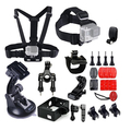 25 in 1For Gopro Accessories Bundles Mount Kits for Gopro Camera Sports Tools