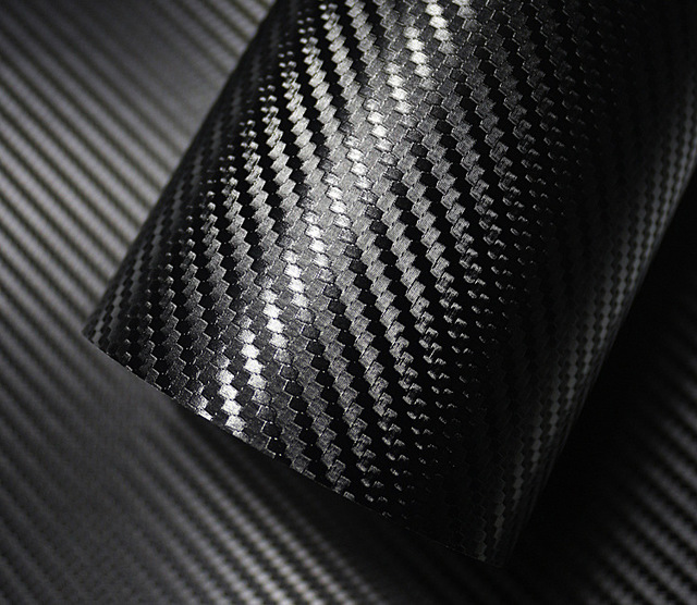 Carbon Fiber Vinyl Film 500mmx2000mm 3D Car Sticker Waterproof Car Styling Wrap Auto Vehicle Detailing accessories Motorcycle 1